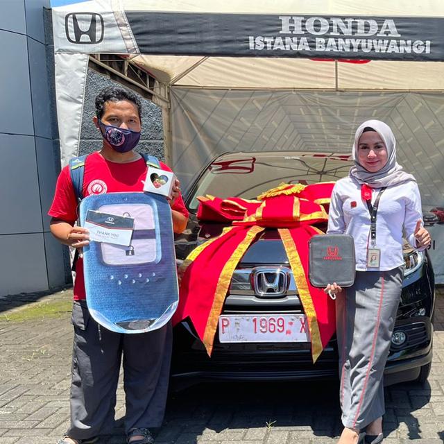 Delivery Honda banyuwangi
