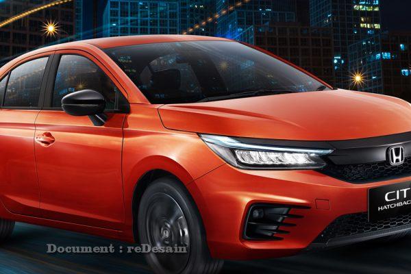 Mobil Honda City HB