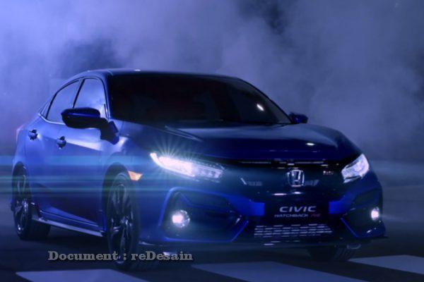 Mobil Honda Civic Hb